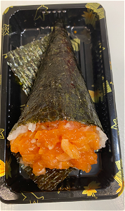 Foto Temaki Spicy Salmon